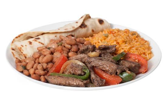 Steak Fajita Bowl