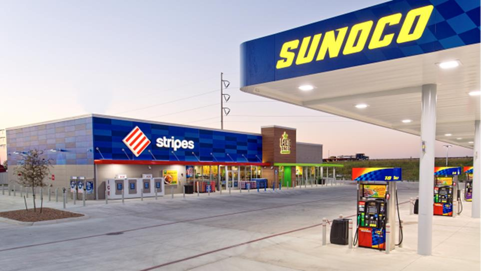 Exterior view of new Stripes Convenience Store
