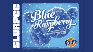 ALWAYS AVAILABLE Fanta® Blue Raspberry