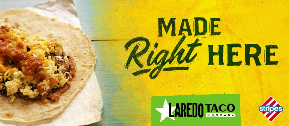 LTC tacos are made fresh every day just for you!