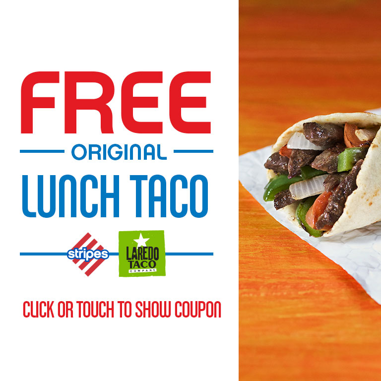 Free Lunch Taco