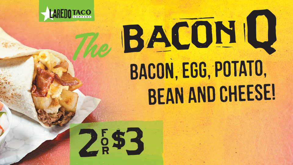 Better with bacon, the best at only 2 for 3 dollars!  Image