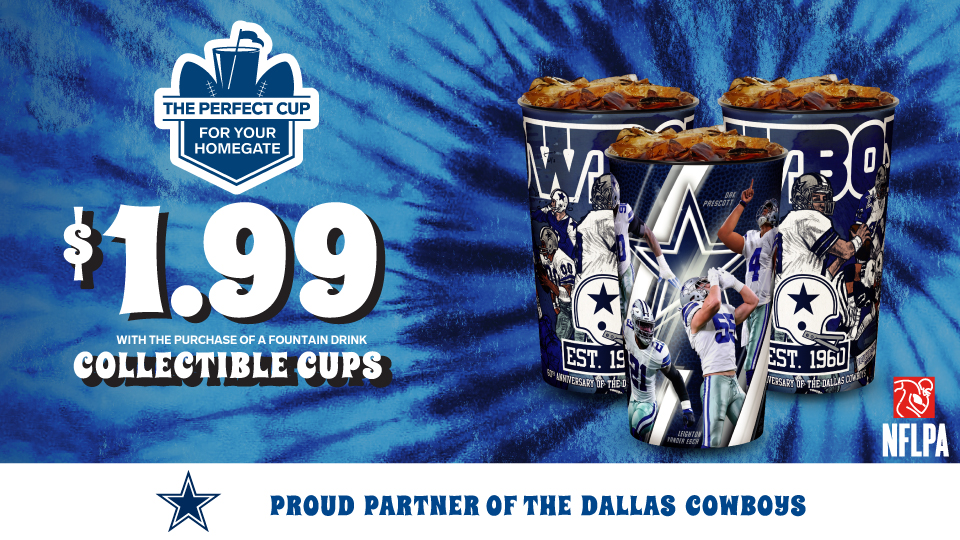 Dallas Cowboys Cups are back! Image