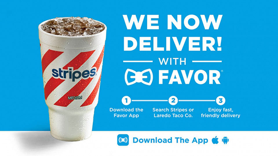 Get your favorites delivered! Image