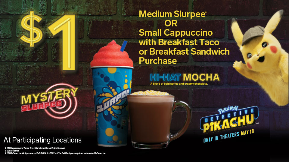 Slurpees and Coffee- Oh my! Image
