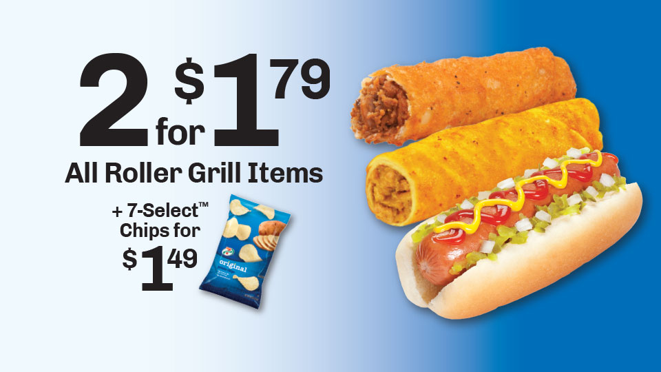 Roller Grill Deal Image