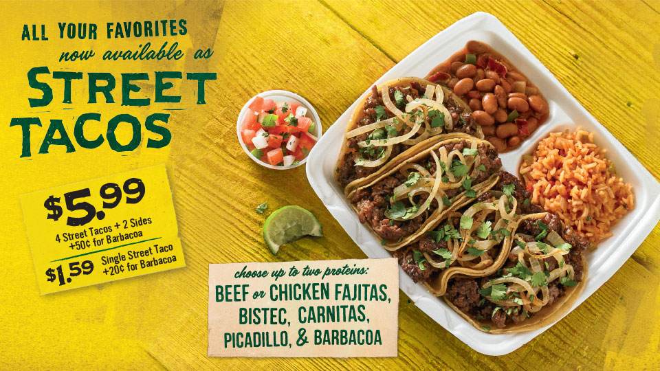 Street Tacos have arrived! Image