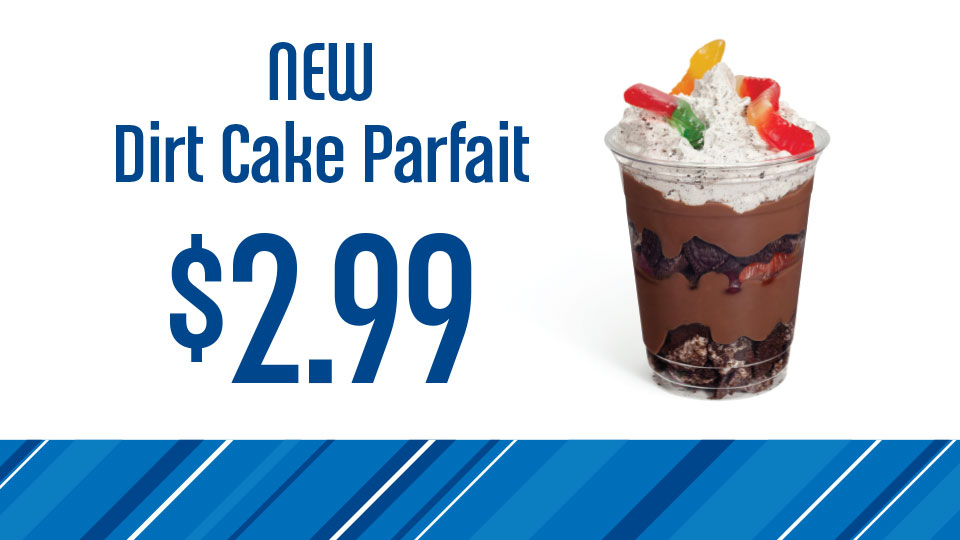 Dirt Cake Parfait $2.99 at Stripes
