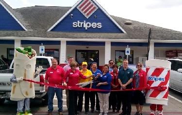 Stripes Gas Station Near Me >> Stripes Convenience Stores Announce Stripes Store 1005